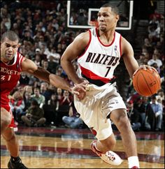 Brandon Roy #7 Portland Trailblazers - Sad to see you retire - #7 should be in the rafters soon
