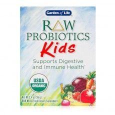 RAW Probiotics Kids Digestive Powder - 3.4 oz (96g)