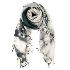 Chan Luu - Eggshell Urban Chic Cashmere and Silk Dip Dyed Scarf, $245.00 (http://www.chanluu.com/scarves/eggshell-urban-chic-cashmere-and-silk-dip-dyed-scarf/)