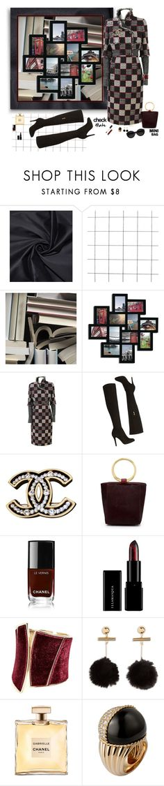 """Chanel 2007"" by deborah-518 ❤ liked on Polyvore featuring Mr Perswall, Adeco, Chanel, Karen Millen, Henri Bendel, GUESS by Marciano, Carla Zampatti and minibags"