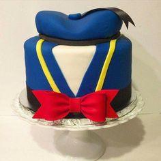 Donald duck cake Mehr