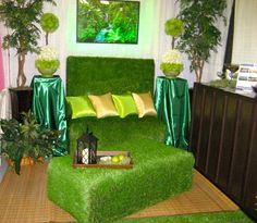 How about a garden theme or enchanted forest with AFR Event Furnishings....