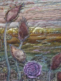 textile art by Moira Anne Dickson