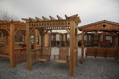 Pergolas | Arbors and Pergolas
