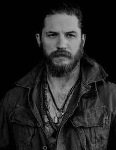 Tom Hardy photographed by Greg Williams