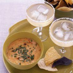Rick Bayless's Tequila Queso // More Great Bar Foods: http://www.foodandwine.com/slideshows/bar-foods #foodandwine