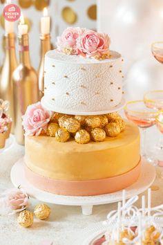 Die 37 Besten Bilder Von Hochzeitstorten
