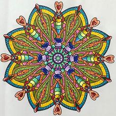 Eu quero é botar meu bloco na rua...  E aí?! Vam'bora?! Mandala do livro Centered da @angiegracecoloringbooks #carnaval #fantasia #mandala #mandalas #mandalaart #mandalalove #mandalazen #mandala_art #mandalapassion #mandalaslovers #mandalalover #zendala #coloring #coloringmandala #coloringforadults #coloringbook #coloringmarkers #finecolour #adultcoloringbook #angiegrace #angiegracecoloringbooks
