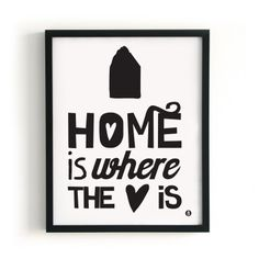 Poster   Home Is Where The Heart Is