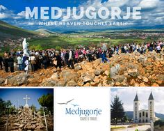 Always wanted to visit and not sure how to plan ahead trip to Medjugorje and the Balkan region, don't worry, we are your local connection. Visit www.travel-medjugorje.com   ... and get all information for your trip, weather and more. #medjugorje #mtt #pilgrimage #visitmedjugorje #herzegovina #medugorje #medugorie