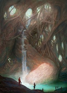 High Fantasy, Medieval Fantasy, Sci Fi Fantasy, Fantasy World, Fantasy Books, Fantasy City, Apocalypse Art, Fantasy Places, Environment Concept Art