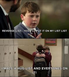 Padraic from Moone Boy is hilarious!