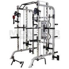 Force USA Monster G3 Gym Cable Cross Over Smith Machine Power Rack