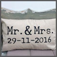 Cadeau bruiloft huwelijk jubileum Www.just-m.nl