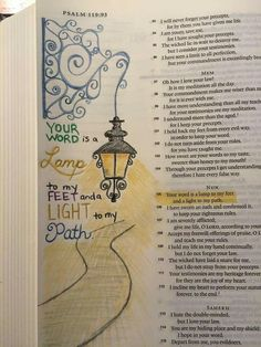 16 ideas for quotes bible light art journaling Faith Bible, My Bible, Bible Art, Bible Scriptures, Bible Quotes, Bible Psalms, Ephesians 5, Art Journaling, Bible Study Journal
