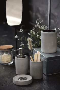 Super-smooth sandstone accessories from The White Company, UK ...