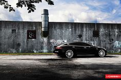 Tesla Model S - VVSCV4 | VVS-CV4 - Silver Polished - F: 22x1… | Flickr