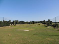 The view from the top of our two storey #drivingrange