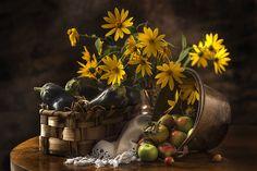 Topinambur Flowers by Mystic Light (Piga&Catalano)