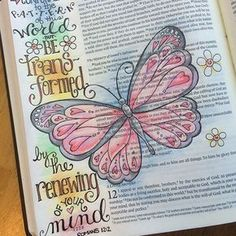 found on kristahamrick.com #bible #biblejounal #biblejournaling