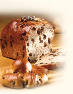 Callebaut - Klassieke brioches met chocolade