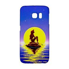 Little Mermaid Samsung Galaxy S6 EDGE or S3/S4/S5/S6/S7/S7 EDGE/NOTE 2/NOTE 3/NOTE 4/NOTE 5 Case Wrap Around