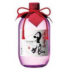 「本格芋焼酎 鳴門金時 『里娘』」日新酒類株式会社