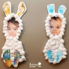 Grandma will LOVE this #Easter keepsake craft.