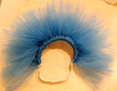 DIY Dog Tutu Tutorial! My dog would look so cute in one of these. lol