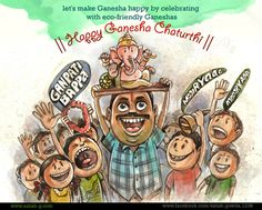 ganesh chaturthi greeting on Behance Ganesh Chaturthi Greetings, Happy Ganesh Chaturthi Wishes, Happy Ganesh Chaturthi Images, Ganesh Chaturthi Quotes, Ganesha Drawing, Ganesha Art, Ganesh Chaturthi Decoration, Ganesh Photo, Ganpati Festival
