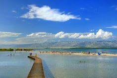 Queen's Beach, #Nin. #Zadar_Region #Croatia