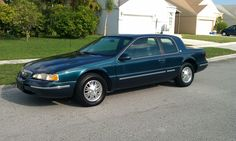 1996 Mercury Cougar 2 Dr XR7 Coupe picture