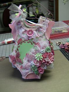 Baby Girl's Mini for Crop
