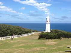 Lighthouse - Cape Otway LightStation, Great Ocean Road, Victoria, Australia