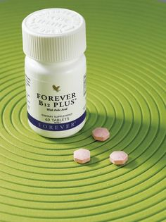 B12 Plus: Vitamin B12 and folic acid are beneficial to women wishing to conceive or in the first three months of pregnancy. B12 is also essential to vegetarian or vegan diets, as it is normally obtained from animal sources. Order from jodavies.flp.com