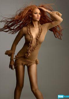Americas Next Top Model Photos   Tyra Banks