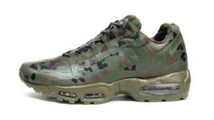"""Nike Air Max 95 SP """"Camouflage Collection"""" – Japan"""
