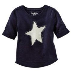 OshKosh B'gosh Star Icon Tee - Toddler