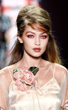 Anna Sui from Best Beauty From NYFW Spring 2017