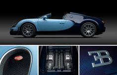unit of Bugatti Veyron sold, production ends after 50 more cars Bugatti Cars, Bugatti Veyron, Sports Car Brands, Super Sport Cars, Love Car, Top Gear, Grand Tour, Dream Garage, The Unit