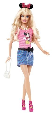 Barbie Loves Disney