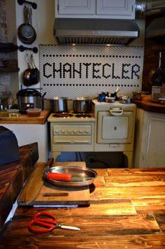 Review: Chantecler [May 2014 Tasting Menu] Tasting Menu, Live, Kitchen, Cuisine, Home Kitchens, Kitchens, Cucina