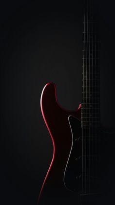Nada Iphone Guitar Wallpaper Hd Android Music Black