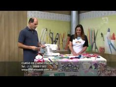Ateliê na TV - TV Gazeta - 02.04.15 - Anna Carolina Barcelos - YouTube