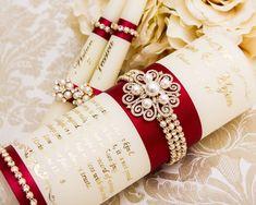 Burgundy and Gold Wedding Unity Candle Set Personalized Wedding Candles Gold Foil Candles Wedding Unity Candles, Gold Candles, Pillar Candles, Jewel Colors, Burgundy And Gold, Candle Set, Burning Candle, Candle Making, Decoration