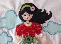 Samantha Walker's Imaginary World: Spring Quilt Market Buzz...and Creative Team blog hop!