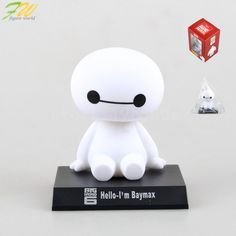 Baymax from Big Hero 6 Toy Figure by Funko Pop