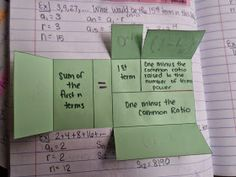 Mrs HesterS Classroom Arithmetic And Geometric Sequences  Pre
