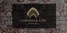 CATFISH CREATIVE   Corporate Design, Web Design für Cornelia Löw Interiors
