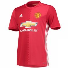 The Football Nation Ltd - Manchester United Home Shirt 2016/17, £54.99…